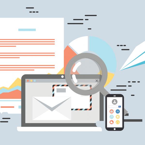 5 avantages éclatants de l'emailing
